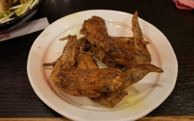 Where to Find the Best Japanese Chicken Wings (Tebasaki) in Nagoya?