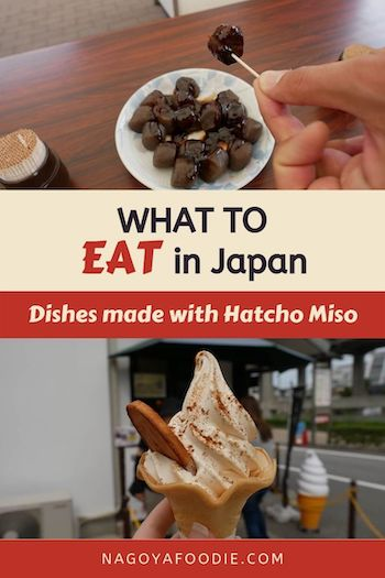 Try Hatcho Miso in Nagoya, Japan