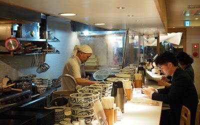 Best Udon in Tokyo – Authentic and on a Small Budget at Taniya